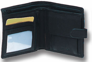 Wallets - Sheep Nappa, Pigskin, Korean Nappa, Patch, Velcro, PU & PVC Wallets from GH Stafford